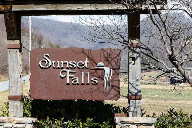 000 Sunset Falls Drive 51 & 52, Clyde, NC 28786 (#3571457) :: Carlyle Properties