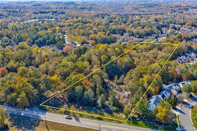 13714 Lancaster Highway, Pineville, NC 28134 (#3575246) :: Burton Real Estate Group