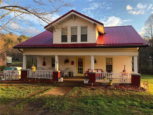 1904 Valway Road, Lenoir, NC 28645 (#3575540) :: LePage Johnson Realty Group, LLC