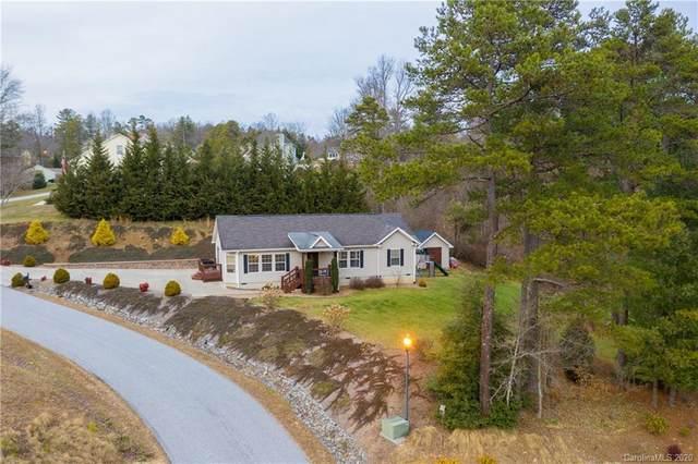 76 Hidden Meadow Drive, Hendersonville, NC 28792 (#3576124) :: Exit Realty Vistas