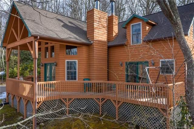 306 Picnic Gap Road, Maggie Valley, NC 28751 (#3578849) :: Carolina Real Estate Experts