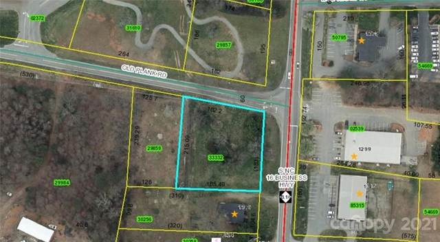 00 S Nc 16 Business Hwy Highway, Stanley, NC 28164 (#3580432) :: BluAxis Realty