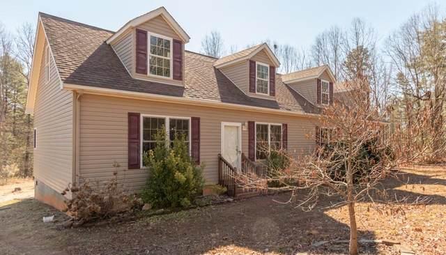 6923 George Hildebran School Road, Hickory, NC 28602 (#3582521) :: Robert Greene Real Estate, Inc.
