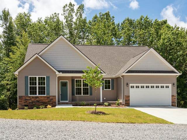 85 Caitlin Raney Way #2, Brevard, NC 28712 (#3583137) :: High Performance Real Estate Advisors