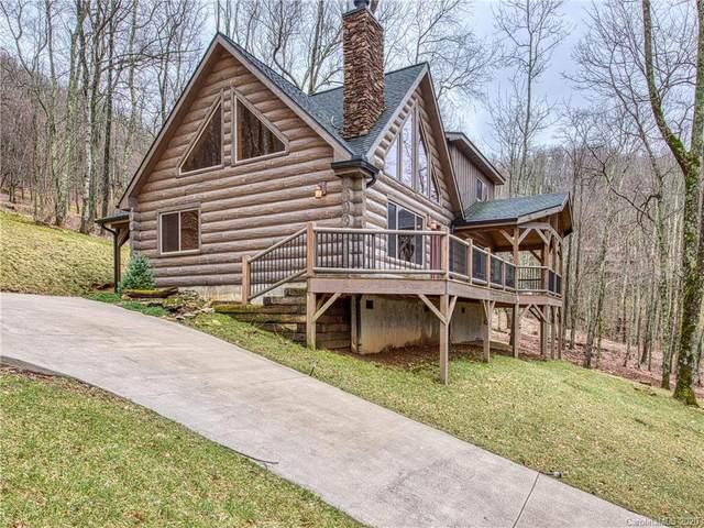 150 Toi Trail, Maggie Valley, NC 28751 (#3583364) :: Keller Williams Professionals