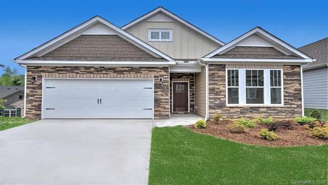 28 Honeycrisp Court #117, Flat Rock, NC 28731 (#3584420) :: Johnson Property Group - Keller Williams