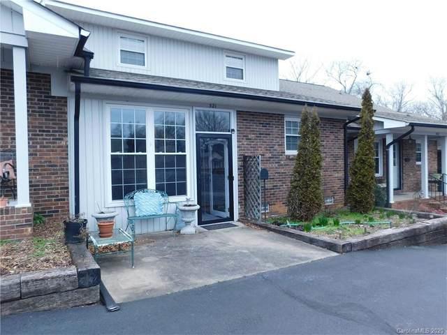 321 N Aspen Street, Lincolnton, NC 28092 (#3584678) :: Stephen Cooley Real Estate Group
