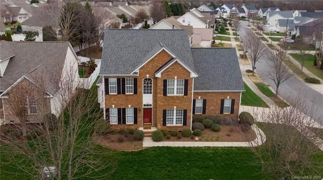 2665 Torrington Lane, Concord, NC 28027 (#3585054) :: BluAxis Realty