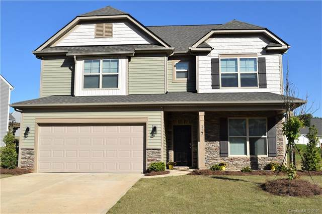 117 Lantern Acres Drive, Mooresville, NC 28115 (#3586875) :: Carlyle Properties