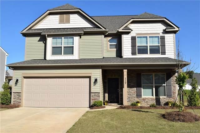 117 Lantern Acres Drive, Mooresville, NC 28115 (#3586875) :: MartinGroup Properties