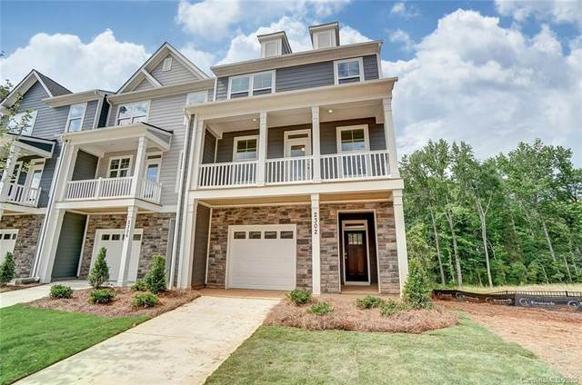 2302 Creekmere Lane Lot 61, Charlotte, NC 28262 (#3586982) :: LePage Johnson Realty Group, LLC