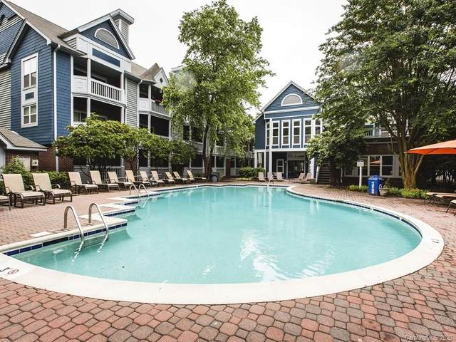 505 N Graham Street 2H, Charlotte, NC 28202 (#3587154) :: Stephen Cooley Real Estate Group