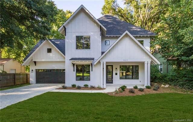 2024 Eaton Road, Charlotte, NC 28205 (#3587230) :: LePage Johnson Realty Group, LLC