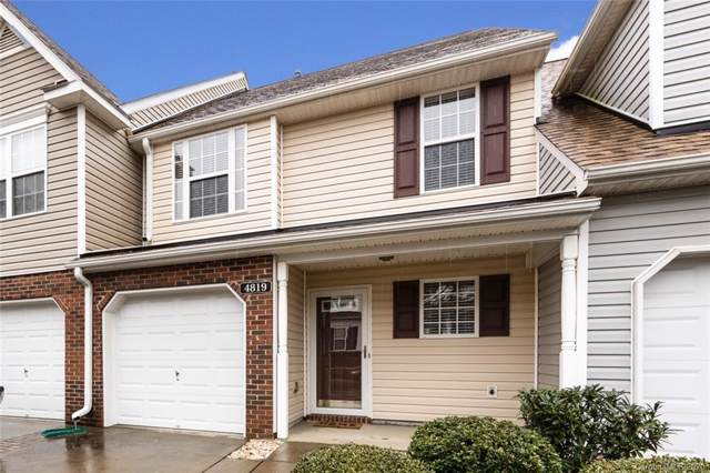 4819 Grier Farm Lane, Charlotte, NC 28270 (#3587685) :: LePage Johnson Realty Group, LLC