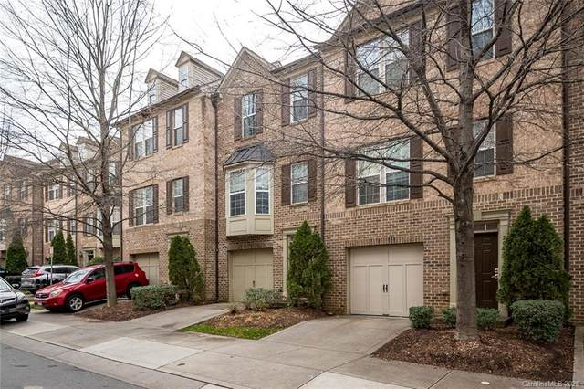 265 Lincoln Street, Charlotte, NC 28203 (#3587784) :: Scarlett Property Group