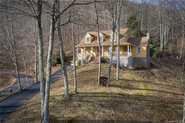194 Ramp Patch Lane, Waynesville, NC 28786 (#3588127) :: Cloninger Properties