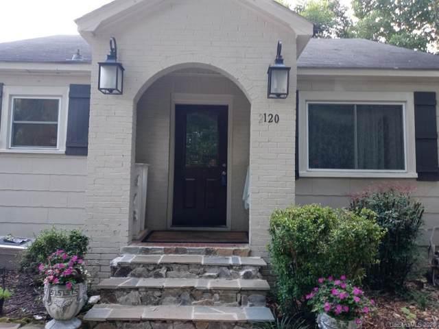2120 Amesbury Avenue, Charlotte, NC 28205 (#3588183) :: Stephen Cooley Real Estate Group