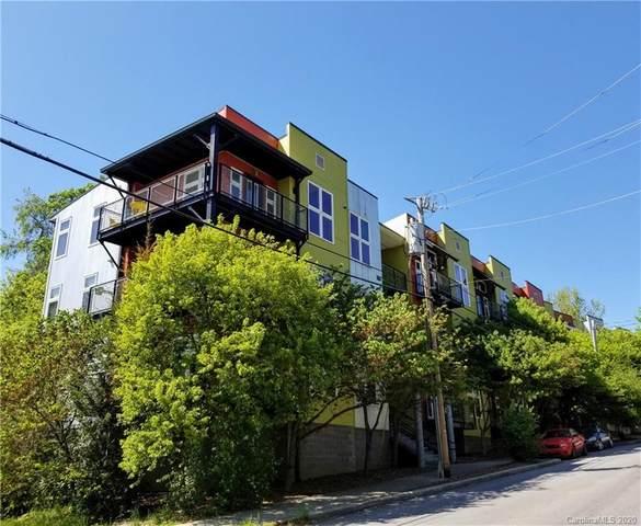 125 Clingman Avenue #104, Asheville, NC 28801 (#3588618) :: LePage Johnson Realty Group, LLC