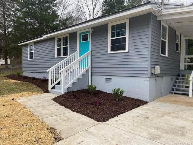 3701 Lake Road, Charlotte, NC 28269 (#3589140) :: LePage Johnson Realty Group, LLC