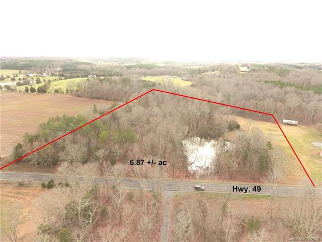12150 Hwy 49 Highway, Mount Pleasant, NC 28124 (#3589156) :: MOVE Asheville Realty