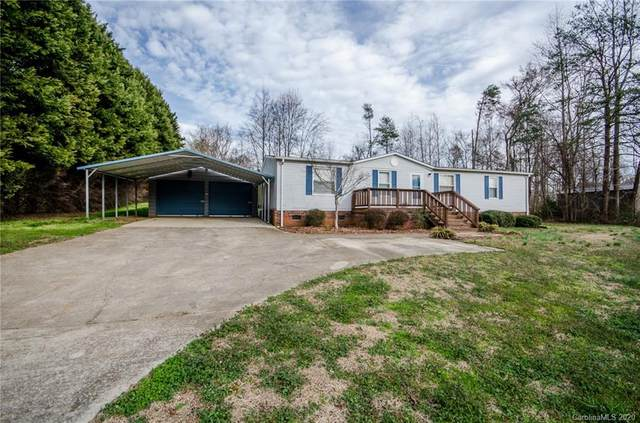 207 Big Forest Drive, Statesville, NC 28677 (#3589281) :: Rinehart Realty