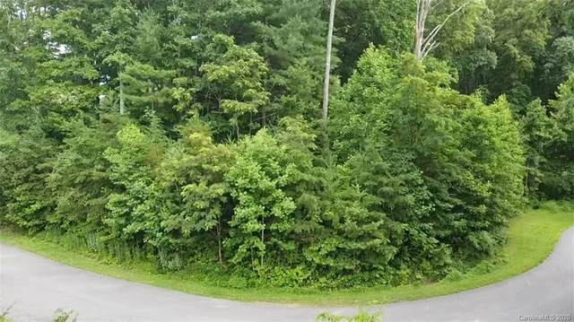 12 Forest Spring Drive #36, Asheville, NC 28804 (#3589532) :: LePage Johnson Realty Group, LLC