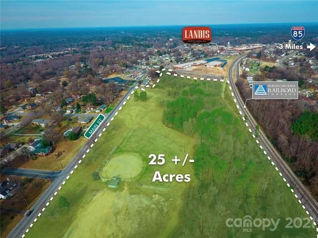 1001 Main Street, Landis, NC 28088 (#3589591) :: BluAxis Realty