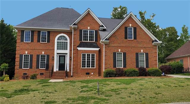 8602 Royster Run, Marvin, NC 28173 (#3590698) :: Homes Charlotte