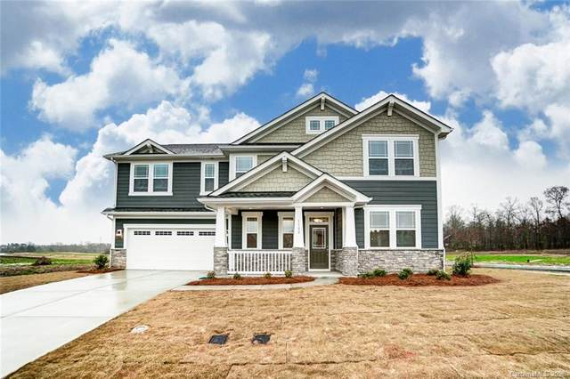 1102 Top Flight Drive 142-Parker Cr, Indian Trail, NC 28709 (#3590857) :: Keller Williams South Park