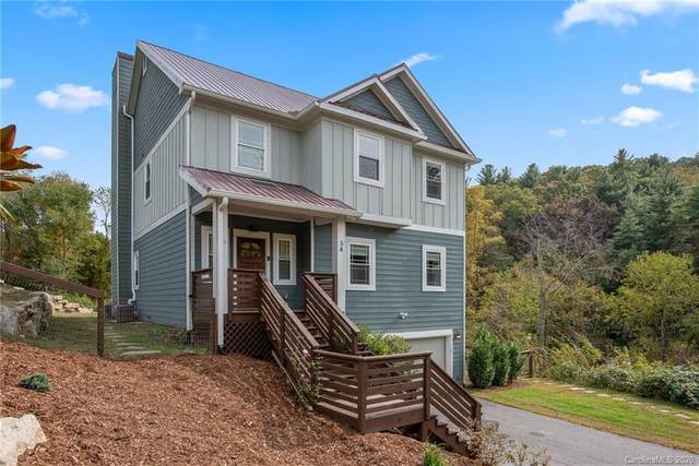 54 Barebridge Hills Drive, Asheville, NC 28804 (#3590913) :: Exit Realty Vistas