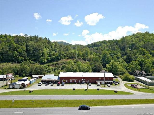 5200 Hwy 74 Highway W, Whittier, NC 28789 (#3591974) :: BluAxis Realty