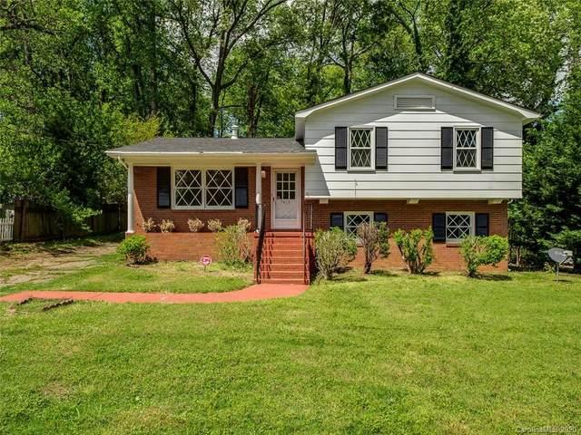 7415 Idlewild Road, Charlotte, NC 28212 (#3592271) :: Johnson Property Group - Keller Williams