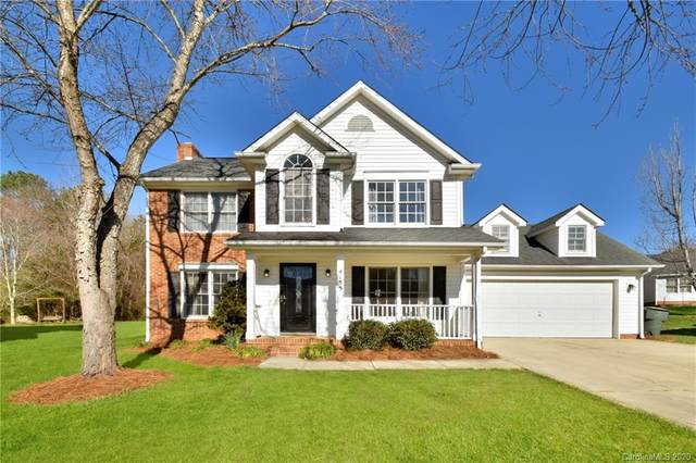 4155 Woodbury Terrace, Concord, NC 28027 (#3592318) :: BluAxis Realty