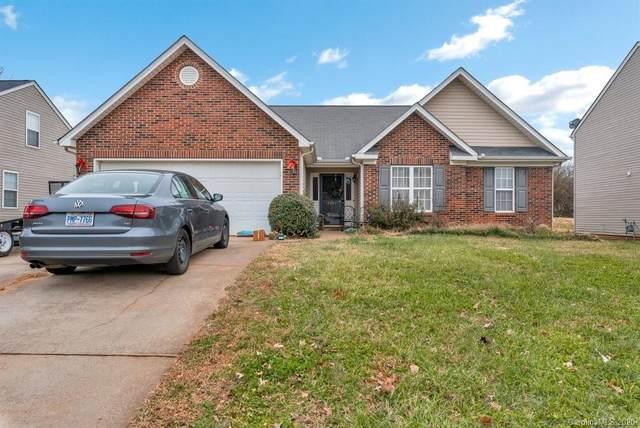 8846 Hedge Maple Road, Charlotte, NC 28269 (#3592750) :: Burton Real Estate Group