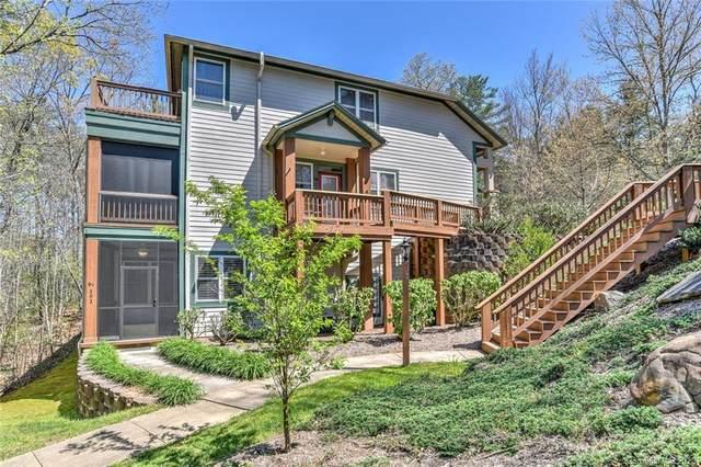 99 Ridgetop Circle #101, Brevard, NC 28712 (#3592879) :: Exit Realty Vistas