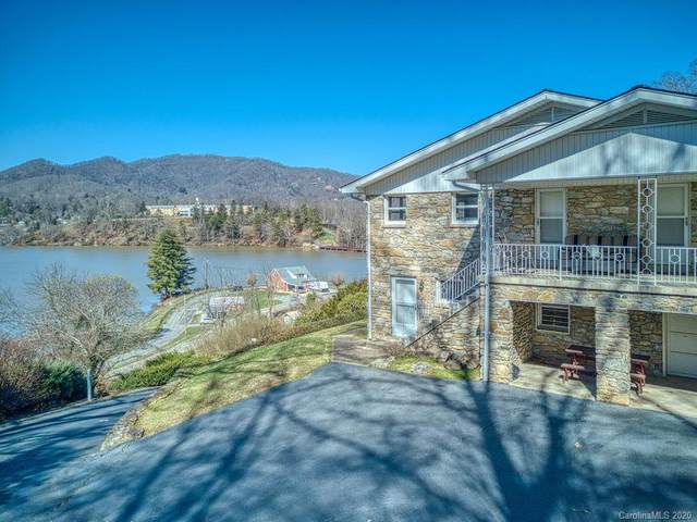 469 Lakeview Drive, Waynesville, NC 28785 (#3592961) :: Miller Realty Group
