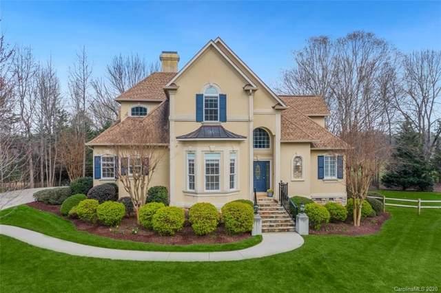 143 Vista Bluff Lane, Mooresville, NC 28117 (#3593987) :: Miller Realty Group