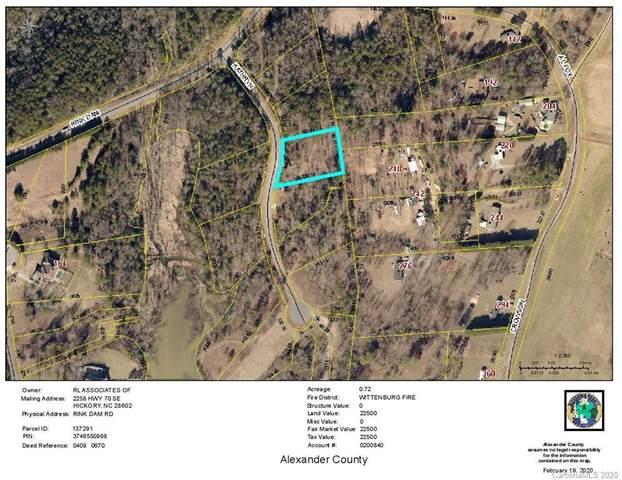 0 Kathryn Lane #4, Taylorsville, NC 28681 (#3594179) :: Willow Oak, REALTORS®