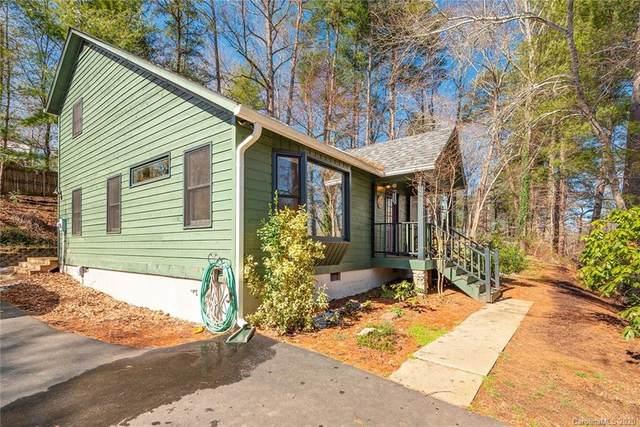 55 Morningside Drive, Weaverville, NC 28787 (#3594385) :: Rinehart Realty
