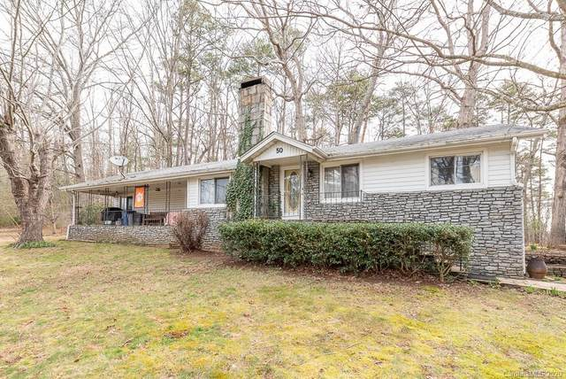 50 Wesley Branch Road, Asheville, NC 28806 (#3595190) :: High Performance Real Estate Advisors