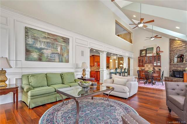 759 Fairway Point Drive, Tega Cay, SC 29708 (#3595213) :: Miller Realty Group
