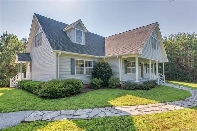 549 King Stepp Road, Mill Spring, NC 28756 (#3595507) :: Homes Charlotte