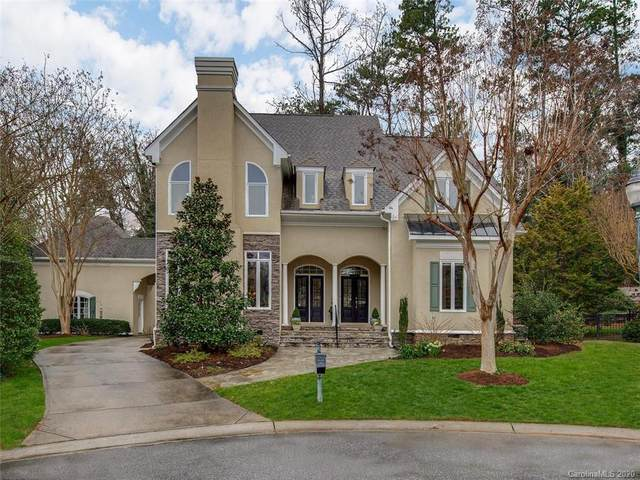 5334 Lila Wood Circle, Charlotte, NC 28209 (#3595573) :: Homes Charlotte