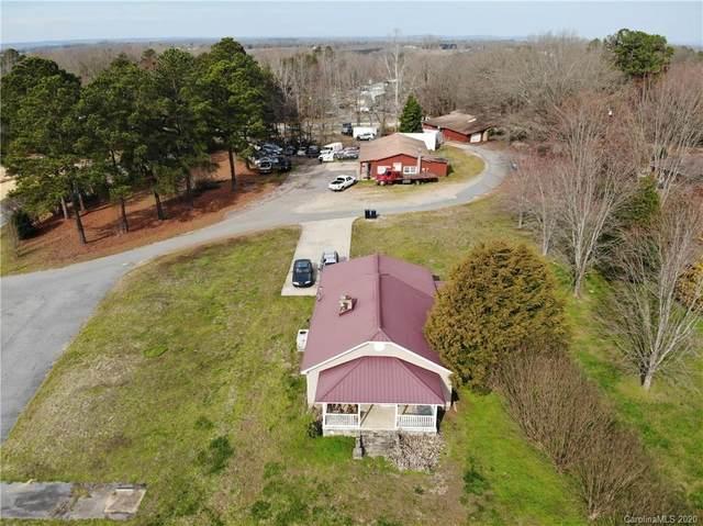 2671 Maiden Highway, Lincolnton, NC 28092 (#3596511) :: Cloninger Properties