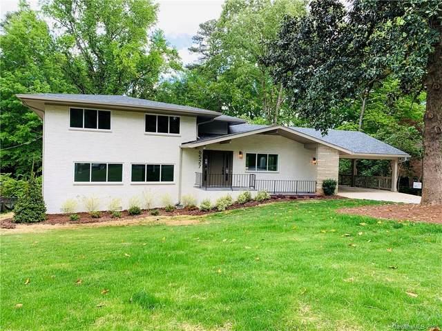 6527 Burlwood Road, Charlotte, NC 28211 (#3596800) :: Stephen Cooley Real Estate Group