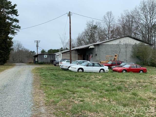 538 Denton Road, Denton, NC 27239 (#3596869) :: BluAxis Realty