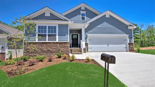 68 Rose Creek Road #45, Leicester, NC 28748 (#3597229) :: Rinehart Realty