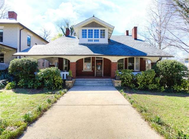 1806 E 8th Street, Charlotte, NC 28204 (#3597276) :: Ann Rudd Group