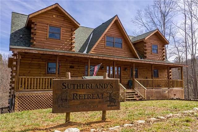 1133 High Peak Drive, Burnsville, NC 28740 (#3598322) :: DK Professionals Realty Lake Lure Inc.