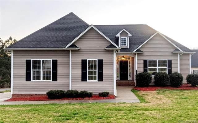 5310 Oaktree Drive, Gastonia, NC 28052 (#3599196) :: LePage Johnson Realty Group, LLC